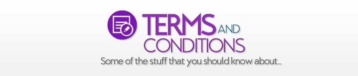 Terms And Conditions Surce Beats